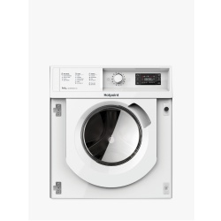 Hotpoint BIWDHG7148UK Integrated Washer Dryer White