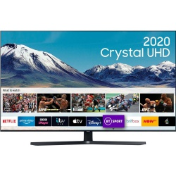 Samsung 43 Inch 4K Crystal UHD HDR Smart LED TV UE43TU8500UXXU