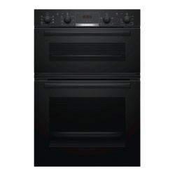 Bosch Integrated Double Oven MBS533BB0B black