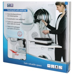 Universal Stacking Kit With Shelf EXSMWP5001S