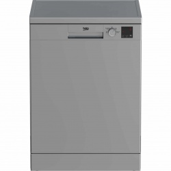 Beko DVN04320S Full Size Dishwasher Silver
