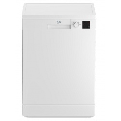 Beko DVN04320W Full Size Dishwasher White