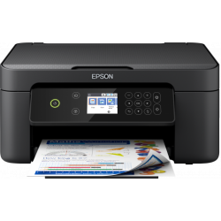 Epson Expression Home XP-4100 3-in-1 Multifunction Printer Black C11CG33401