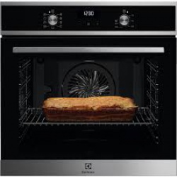Electrolux Built-In Multifunction Electric Single Oven Stainless Steel KOFEH40X