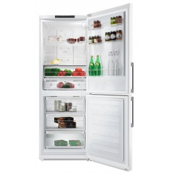 HOTPOINT NFFUD 190 W FRIDGE FREEZER White