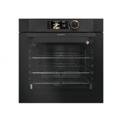 De Dietrich DOP8785A Built In Multifunction Oven with Pyrolytic Black