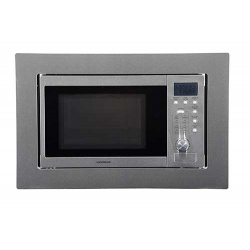 Nordmende NM825BIX 800W 20L Built-in Microwave And Grill With Building-in Kit Stainless Steel